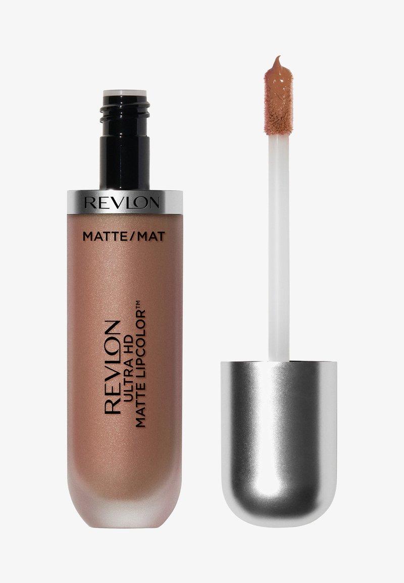 Revlon - ULTRA HD MATTE LIPCOLOR - Flüssiger Lippenstift - N°630 seduction