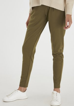 IHKATE - Tracksuit bottoms - fir green