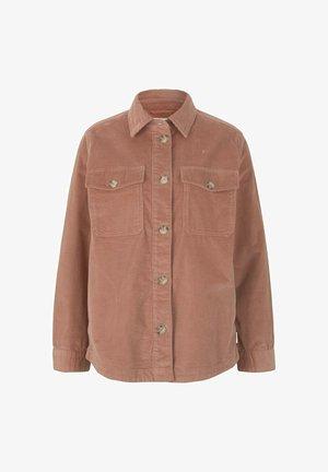 CORDUROY SHACKET - Light jacket - clay rose