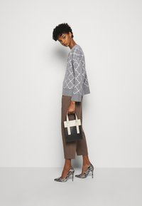 By Malene Birger - REESIAH - Jumper - med grey melange - 1