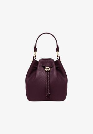 TARA - Handbag - plum