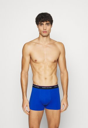 3 PACK - Pants - blue