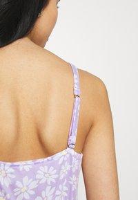 Hollister Co. - BARE DRESS - Jerseykjole - lavender - 5