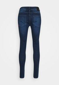 11 DEGREES - Jeans Skinny Fit - indigo wash - 1