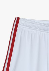 adidas Performance - MANCHESTER UNITED FC HOME - Sports shorts - white - 2