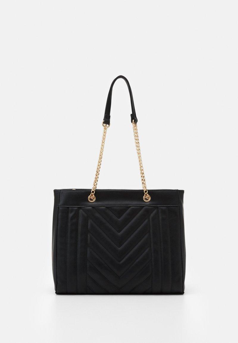 Even&Odd - Tote bag - black