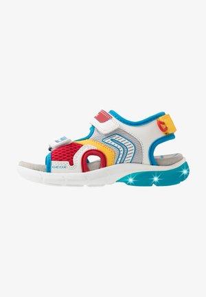 FLEXYPER - Chodecké sandály - white/multicolor