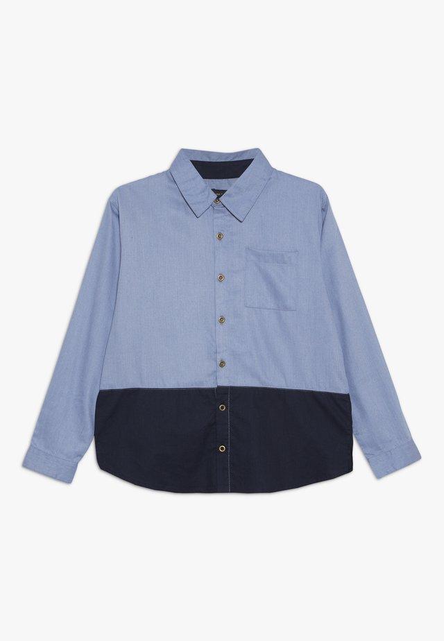 LUCCA  - Vapaa-ajan kauluspaita - blue