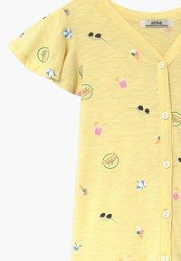 Ebbe - HENRIETTA - Žerzejové šaty - yellow - 3