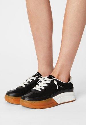 JOEY - Sneakers laag - black