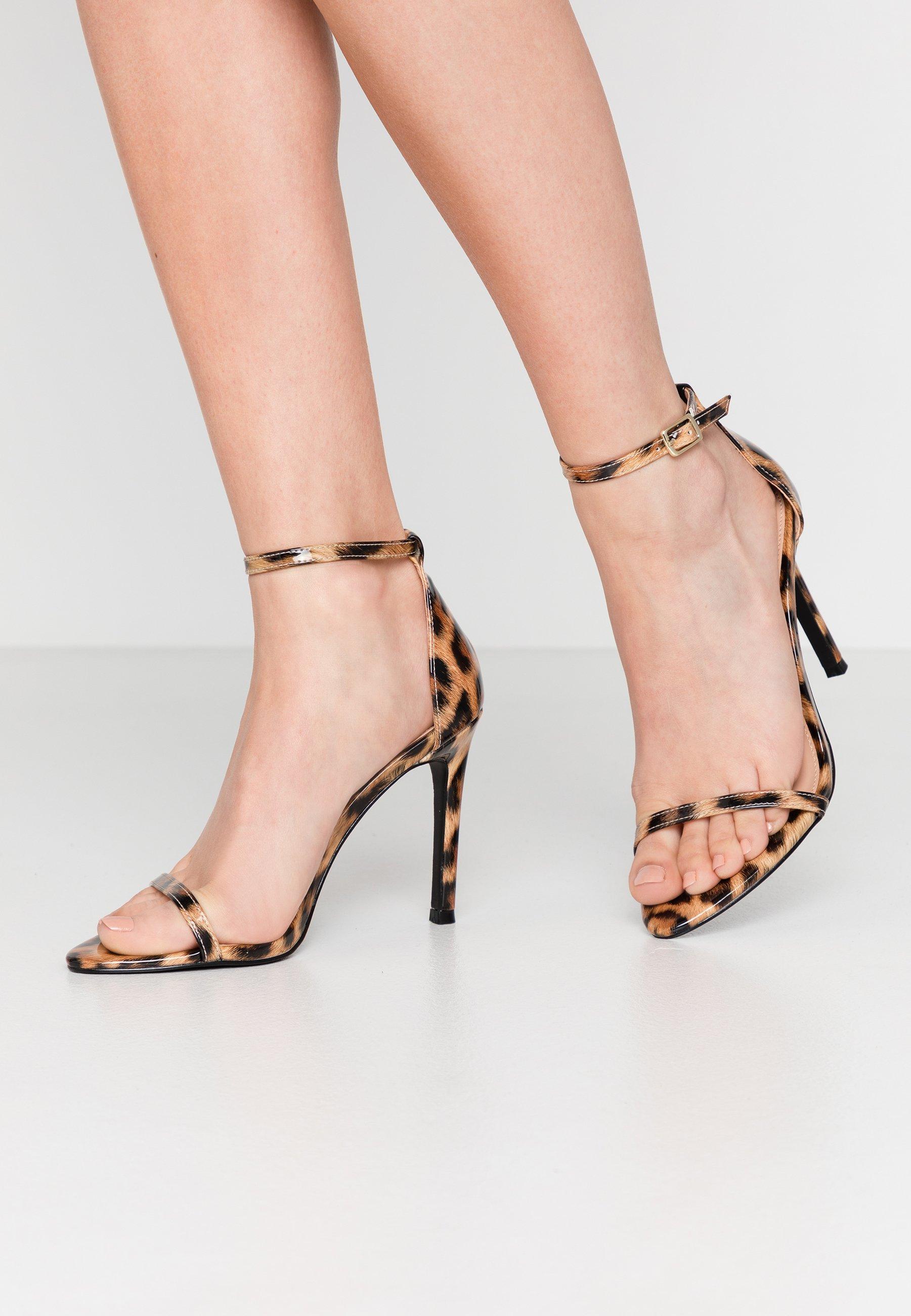 ABBY Sandaletter brown