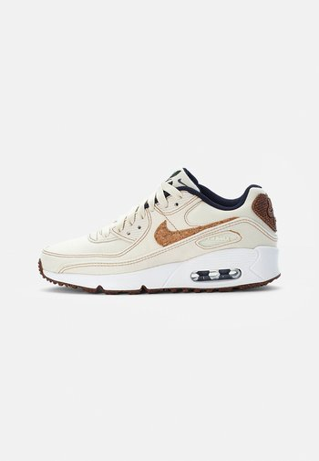 AIR MAX 90 SE UNISEX - Sneakers basse - coconut milk/wheat-obsidian-white