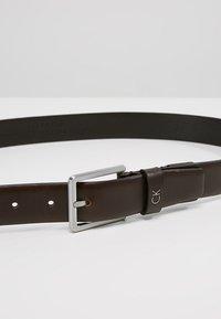 Calvin Klein - FORMAL BELT - Belt business - brown - 4