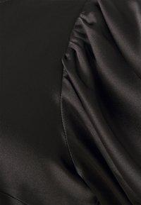 Vero Moda Curve - VMFRIDA SHORT DRESS - Day dress - black - 2