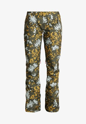 VIDA - Snow pants - dark green