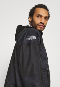 The North Face - STEEP TECH LIGHT RAIN JACKET - Waterproof jacket - black - 3