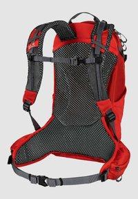Jack Wolfskin - CROSSTRAIL  - Hiking rucksack - fiery red - 1