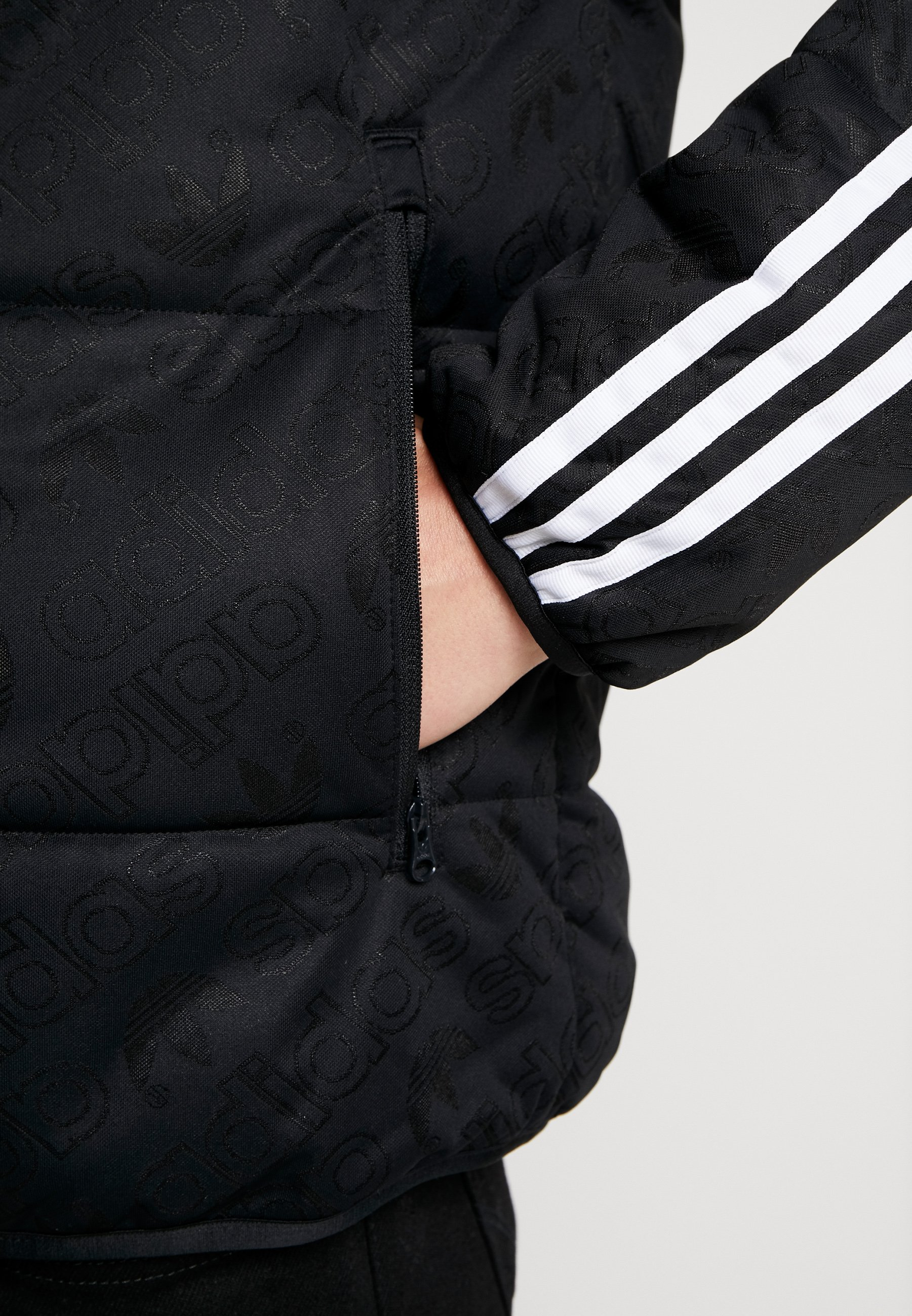 adidas Originals JACKET PADD Übergangsjacke black