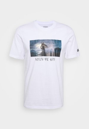 STAR WARS X ELEMENT RAIN - Print T-shirt - optic white