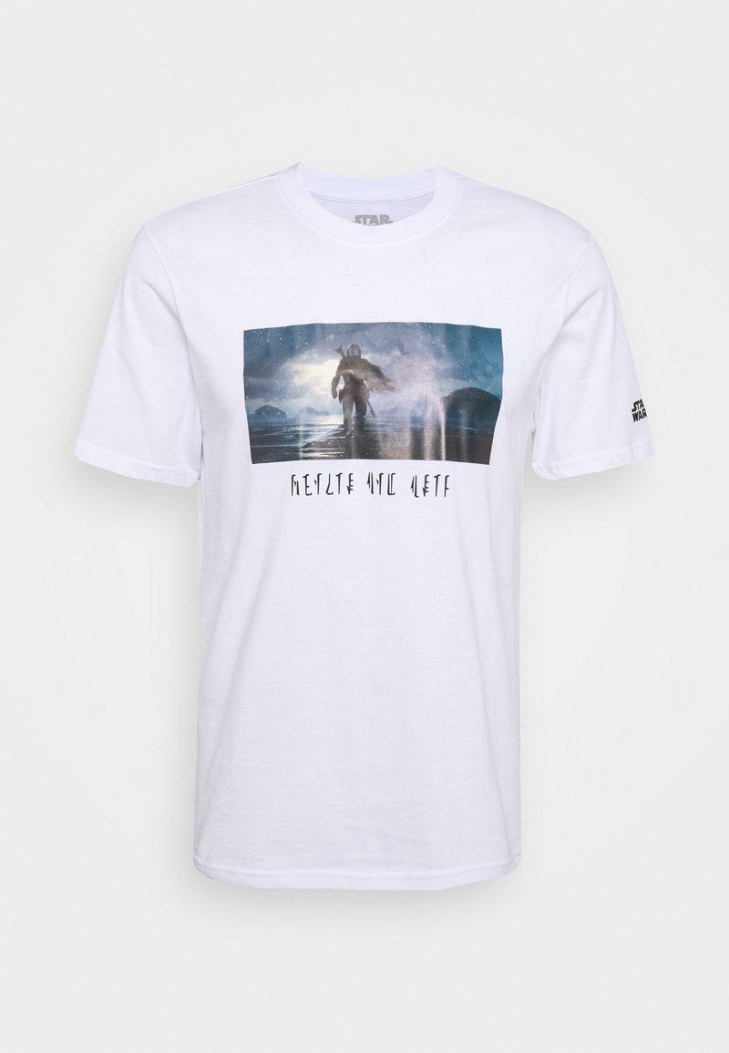 Element - STAR WARS X ELEMENT RAIN - T-shirt print - optic white