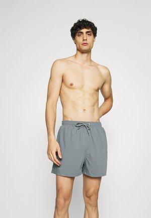 PEACHY SOFT BEACH SHORTS - Shorts da mare - dark grey
