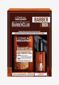 L'Oréal Men Expert - BARBER CLUB STANDARD COFFRET 2 PIECES - Skincare set - - - 0