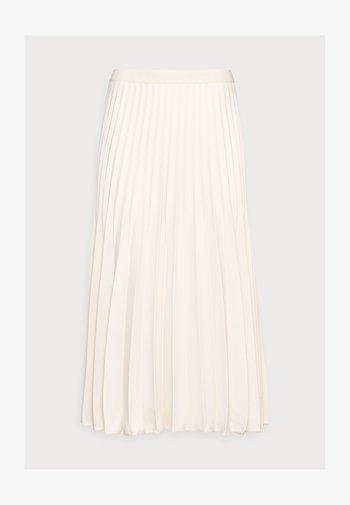 A-line skirt - offwhite
