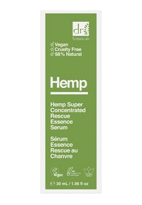 Dr Botanicals - HEMP SUPER CONCENTRATED RESCUE ESSENCE SERUM 30ML - Serum - - - 2