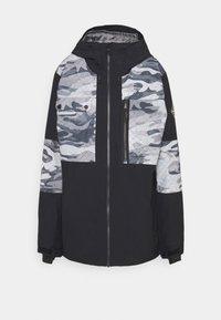 Quiksilver - TAMARACK - Snowboard jacket - true black - 5