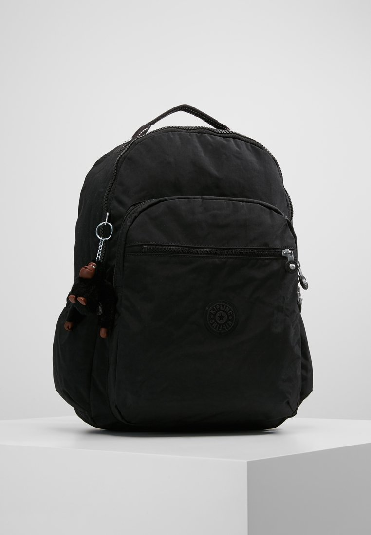 Kipling - SEOUL GO  - Plecak - true black