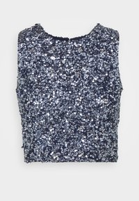 Lace & Beads - PICASSO  - Blouse - navy - 4