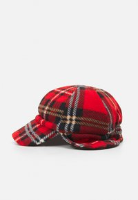 Mini Rodini - CHECK UNISEX - Cap - red - 2