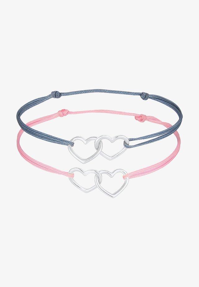 2 PACK - Bracelet - silber