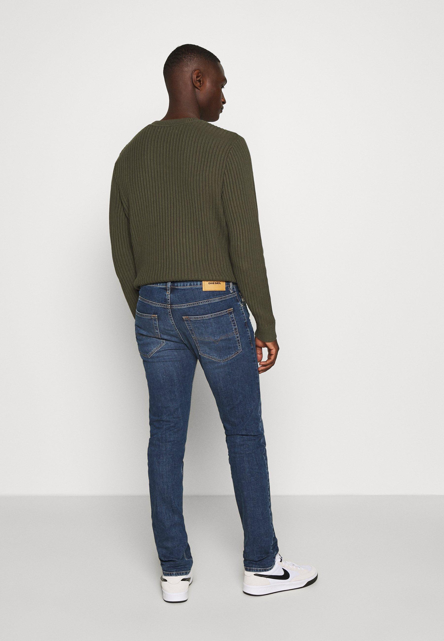 Men D-LUSTER - Slim fit jeans