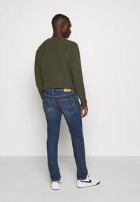 Diesel - D-LUSTER - Jeans slim fit - blue denim - 2