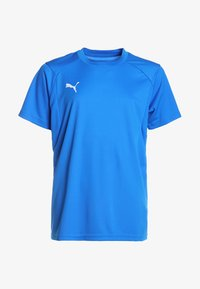 Puma - LIGA TRAINING  - Sportswear - electric blue lemonade/white - 0
