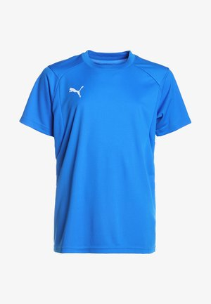 LIGA TRAINING  - Sportswear - electric blue lemonade/white