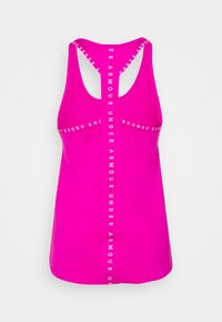 Under Armour - KNOCKOUT TANK - Camiseta de deporte - meteor pink - 6