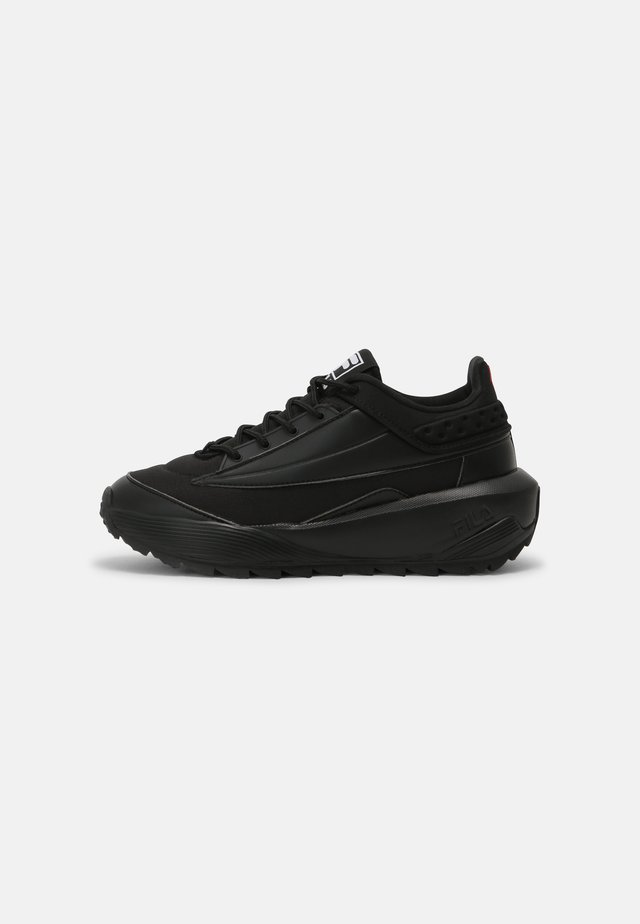 THROCKET - Sneakersy niskie - black