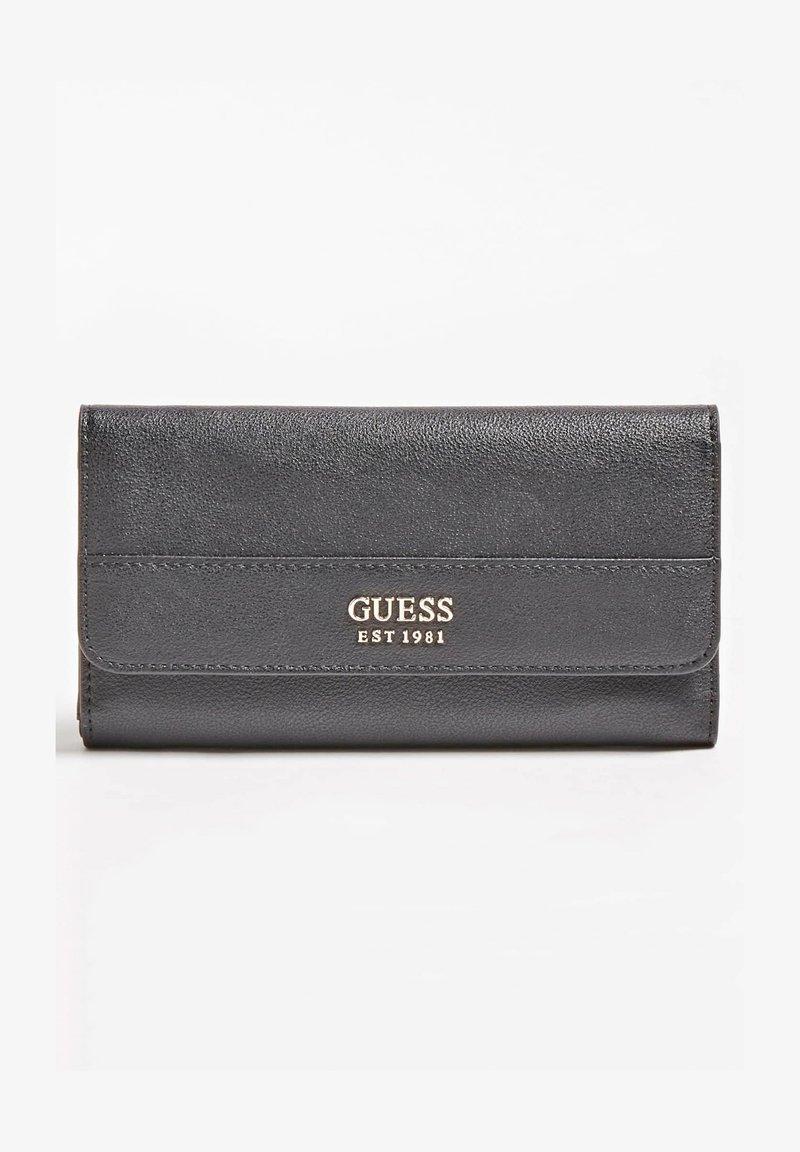 Guess - PORTEMONNAIE KATEY - Wallet - schwarz