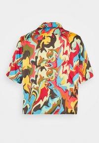 Glamorous - CROP BUTTON  - Button-down blouse - multicolor - 1