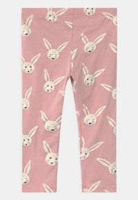 Lindex - RABBITS - Leggings - dusty pink - 1