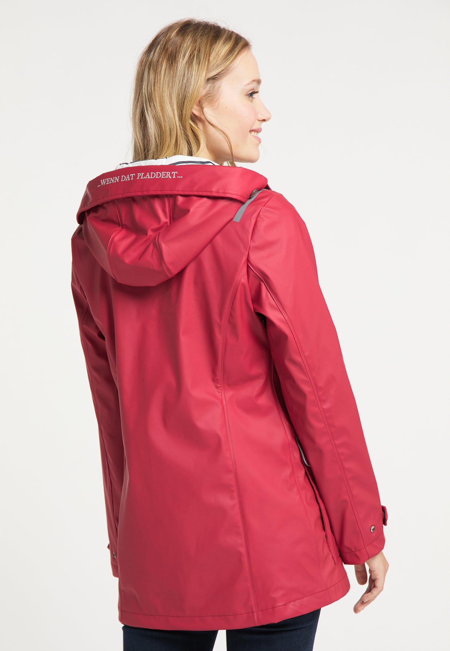 Low Cost Women's Clothing Schmuddelwedda Parka rot IZZlsDmV8