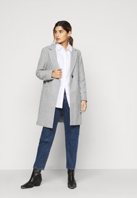 New Look Petite - LI COAT - Classic coat - light grey - 1