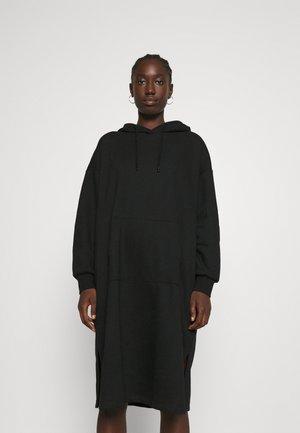 ONLCHELSEA LIFE OVERSIZE DRESS - Day dress - black