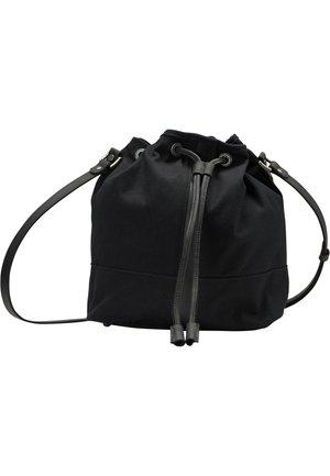DREIMASTER BEUTELTASCHE - Across body bag - schwarz schwarz