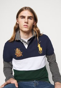 Polo Ralph Lauren - BASIC - Poloshirt - college green - 4