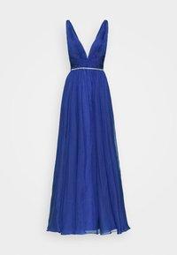 Vestido de fiesta - royalblau