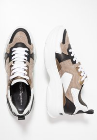 Kennel + Schmenger - Trainers - bianco/taupe/gold - 3