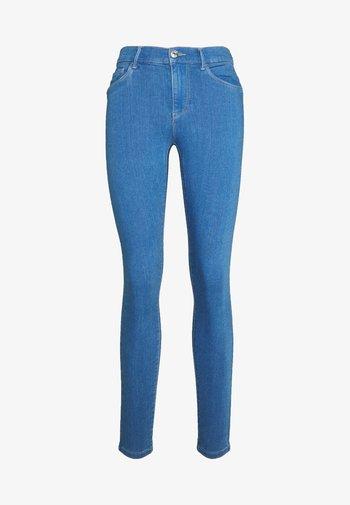 ONLRAIN  - Jeansy Skinny Fit - light blue denim